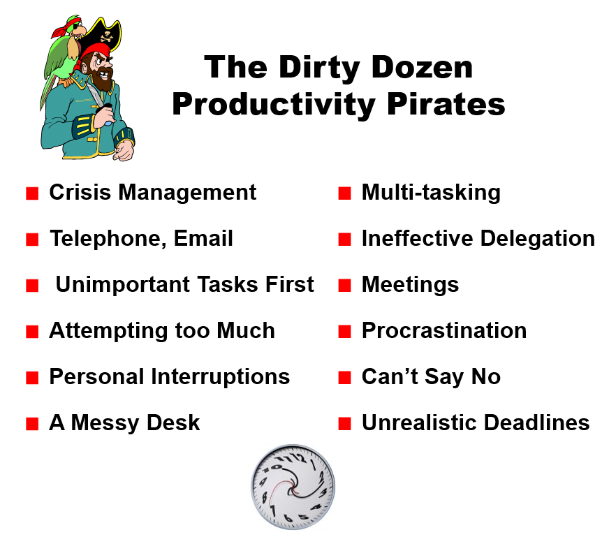 Productivity Pirates by QuantumQik Careers